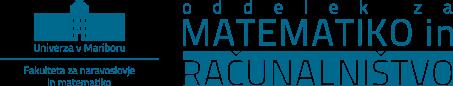 Oddelek za matematiko in računalništvo